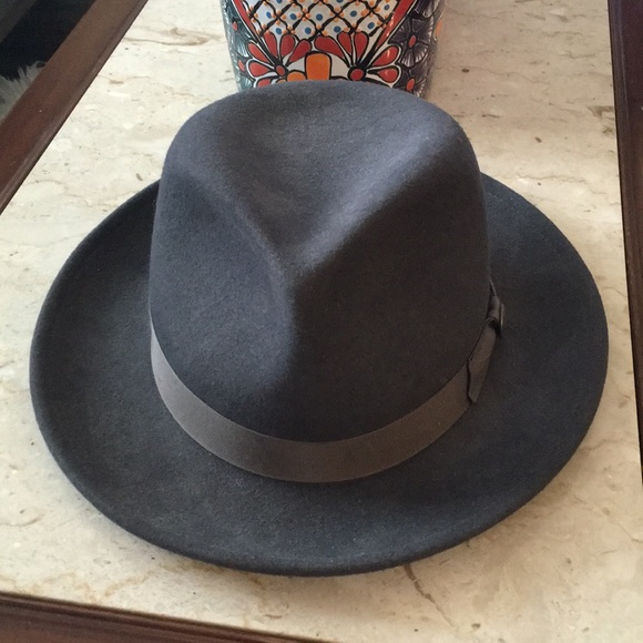 "5bb3e71b31b2c Goorin Brothers Other - Goorin Bros ""The Doctor"" 100% Wool Hat"